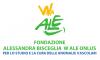 Fondazione Alessandra Bisceglia, W Ale Onlus